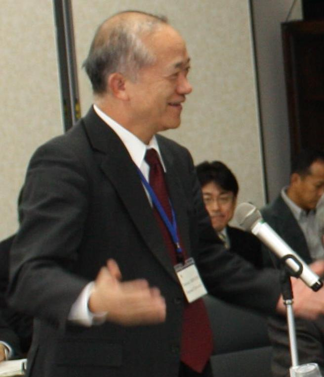 Professor Takakazu Ishimatsu, Dean, Nagasaki University Graduate School of Engineering